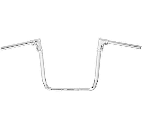 Arlen Ness 1-14 Chrome 12 Modular Mini-Ape Hanger Handlebar