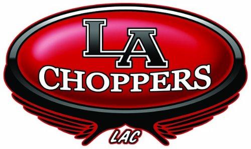LA Choppers Black CableBrake Line Kit for Mini Ape Bars on Models with ABS LA-8051KT-08B