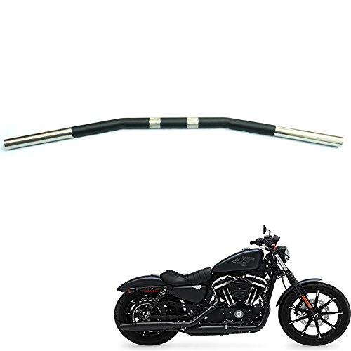1 Standard Drag Handlebar For Harley Davidson Sportster 883 XL883C XLH883C Iron XL883N XL883R XLH883R XL883L