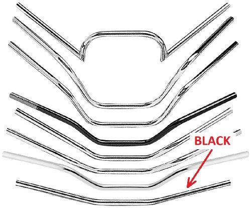 BikeMaster 78 Black 3-34 Drag Handlebar