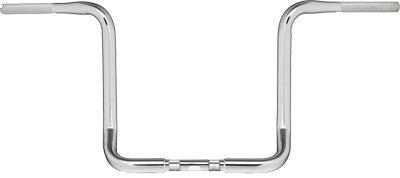 HardDrive H30-0219S-18 Chrome 18 Bagger Ape-Hanger Handlebar
