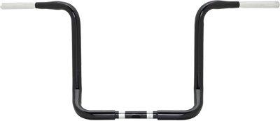 HardDrive H31-0219MBS Satin Black 12 Bagger Ape-Hanger Handlebar