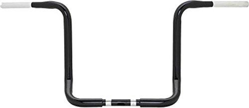 HardDrive H31-0240GBS-16 Black 16 Bagger Ape-Hanger Handlebar