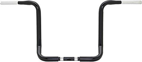HardDrive H31-0240GBS-18 Black 18 Bagger Ape-Hanger Handlebar