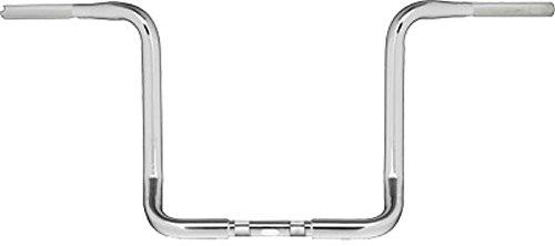 HardDrive H31-0240S-14 Chrome 14 Bagger Ape-Hanger Handlebar