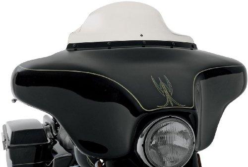Klock Werks Flare Windshield 65 Inch Tint for Harley Davidson FLH 96-11