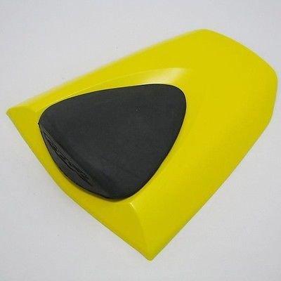 Yellow Rear Pillion Seat Cover Cowl for 2007-2012 Honda CBR 600 RR CBR600RR
