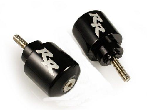 Honda CBR600RR CBR900RR CBR929RR CBR954RR CBR1000RR CB599 CB919 BAR ENDS Black