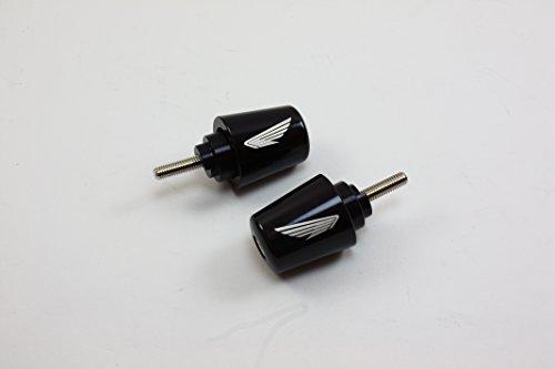 Z10 Honda CB599 CBR600 F1 F2 F3 F4 F4i CBR600RR 900RR 929RR 954RR Bar ends Black
