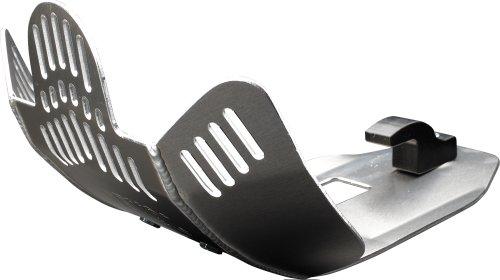 08-11 KTM 450EXC DeVol Skid Plate SILVER