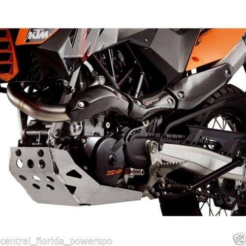 Genuine KTM 690 LC4 SMC Enduro Aluminum Skid Plate  Engine Guard 7650309010
