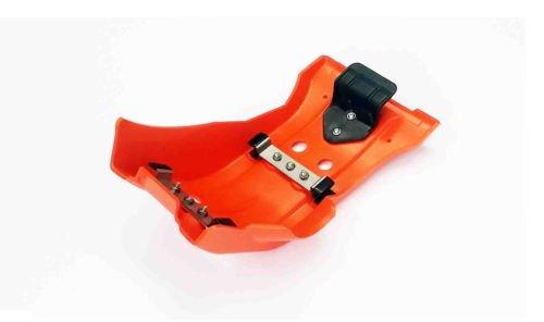 NEW KTM FACTORY EDITION SKID PLATE ORANGE 450 SX-FXC-F 2016 UPP1503040EB