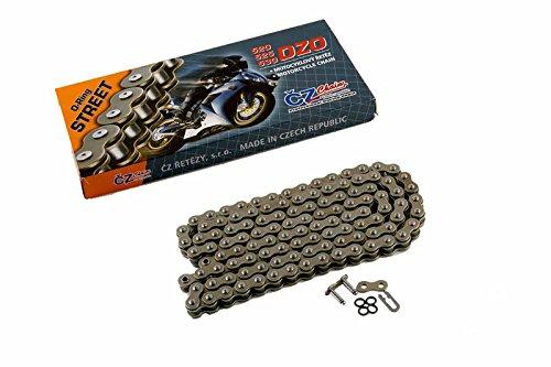 Honda 00-2001 2003-2007 CR125 R 2010-2014 CRF250 R CZ 520 DZO ORing Chain 120L