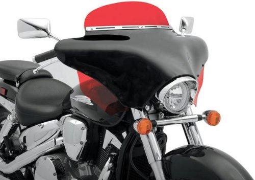 Memphis Shades MEM7031 Batwing Fairing Batwing Fairing fits Honda Kawasaki Suzuki Victory and Yamaha Models