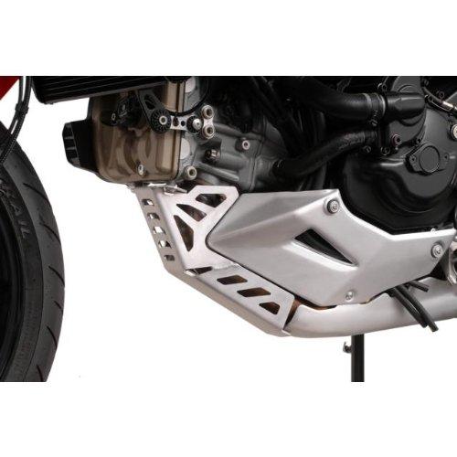 SW-MOTECH aluminum header guard Ducati Multistrada 1200 10-