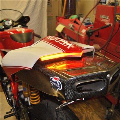 Ducati 999 Fender Eliminator Kit - New Rage Cycles