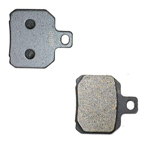 CNBK Rear Brake Pads Semi-Metallic fit for DUCATI Street Bike 1299 SPanigale 15 16 2015 2016 1 Pair2 Pads