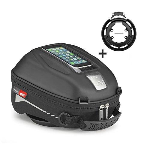 Tank Bag Set Ducati GT 1000 06-10 Givi ST602 Tanklock  Ring