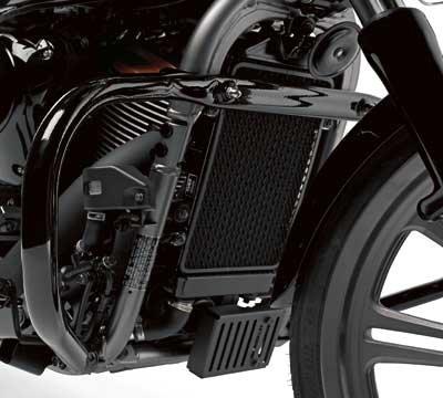 Kawasaki K32000-045b Black Engine Guard