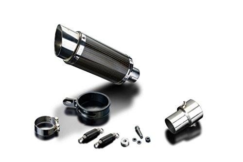 Ducati Diavel 8 Mini Carbon Round Muffler Exhaust Slip On 11 12 13 14 15 16