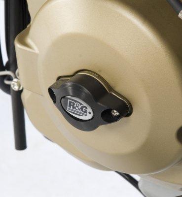 R&G Engine Case Slider LHS Ducati Monster 796 10-  821  1100 09-  1200S Sport Classic Streetfighter 8481098 MTS 1200 HYM 796 Diavel Diavel Strada