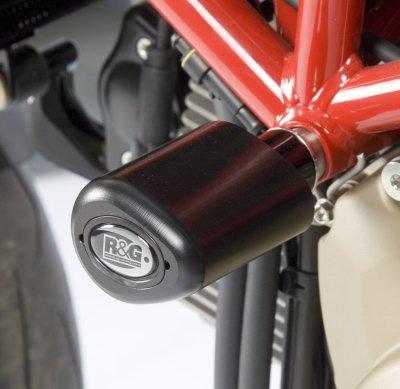 R&G Aero style Frame Sliders Ducati Streetfighter 1098 Hypermotard 796  1100 EVO