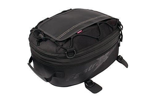 Dowco 50144-00 Fastrax Backroads Tail Bag Black