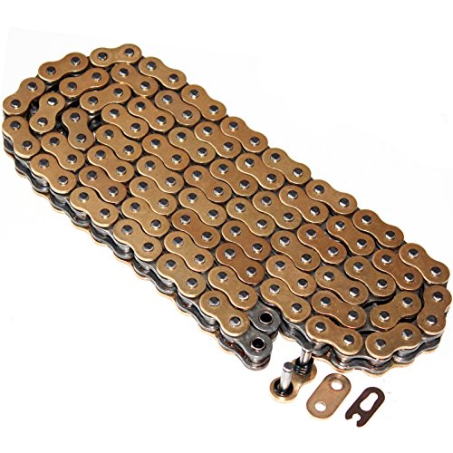 Caltric O-RING DRIVE CHAIN Fits DUCATI 748 748R 748S 2000-2003 GOLDEN