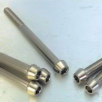 Stainless Steel Clutch Cover Bolt Kit Ducati 748916996