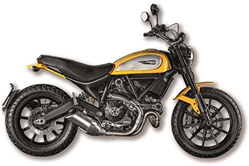 Ducati Scrambler Die Cast Model 118th Scale 987694370