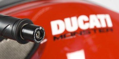 R&G Bar End Sliders Ducati Monster 1100 09-  Monster 796 Streetfighter 8481098