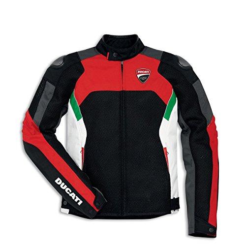 Ducati Corse Tex Summer Mesh Fabric Jacket 9810379 54