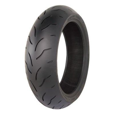 18055ZR-17 73W Bridgestone Battlax BT016 Pro Hypersport Rear Motorcycle Tire for Ducati 1100 Hypermotard EVO HM1100 2010-2011