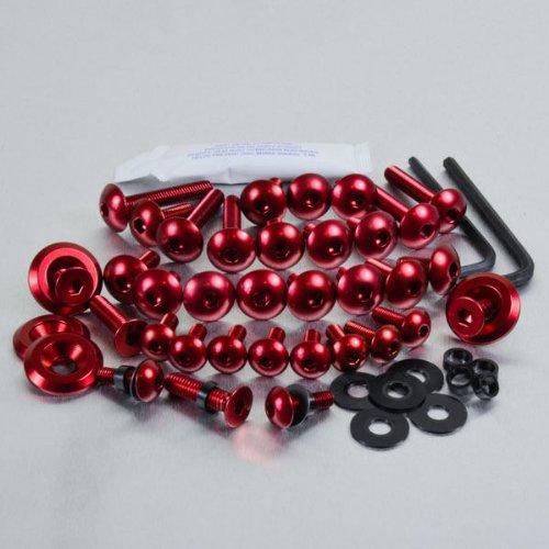 Aluminium Fairing Kit Ducati 10981098S848 Red