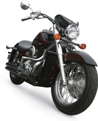 Lindby Linbar Highway Bar Chrome for Honda Shadow Aero 04-07