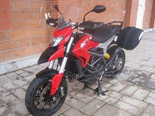 Ducati Hypermotard Hyperstrada 52320421E 52320411E OE Mirrors Pair New