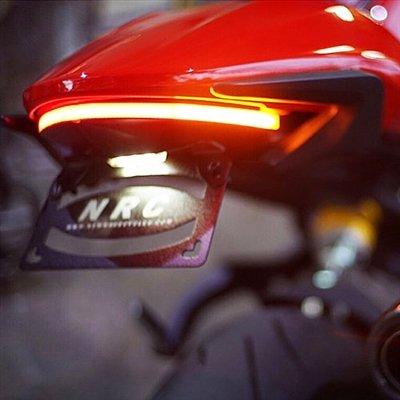 Ducati Monster 821 Fender Eliminator Kit - New Rage Cycles