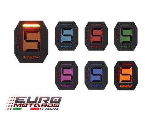 Ducati Monster 620 800 1000 696 1100 PZRacing LCD Gear Indicator  Shift Light