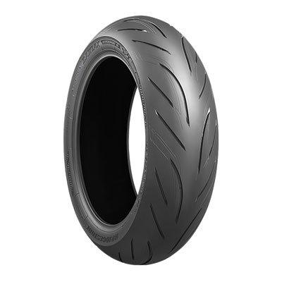 18055ZR-17 73W Bridgestone Battlax S21 Hypersport Rear Motorcycle Tire for Ducati 796 Hypermotard HM796 2010-2012