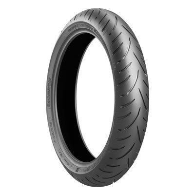 12070ZR-17 58W Bridgestone Battlax Sport Touring T31 Front Motorcycle Tire for Ducati SuperSport S 2017-2018