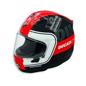 Ducati Corse V3 Helmet 98104701 XL