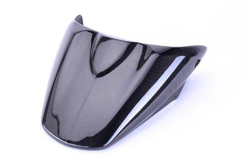 Bestem CBDU-696-SCW Black Carbon Fiber Passenger Seat Cowl for Ducati Monster 696 796 1100