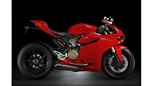 Ducati Motorcycle Memorabilia 1199 Panigale Replica Model
