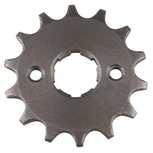 420 Chain 14 Tooth Engine Sprocket for 50 cc 70cc 90 cc 110CC 125 cc ATVs Quad 4 Wheelers Dirt Bikes Go Karts