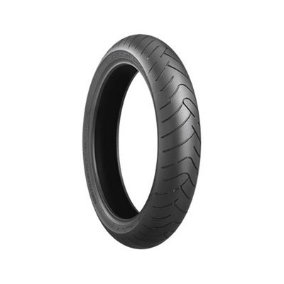 12070ZR-17 58W Bridgestone Battlax BT023 Sport Touring Front Motorcycle Tire for Ducati 796 Monster 2010-2014
