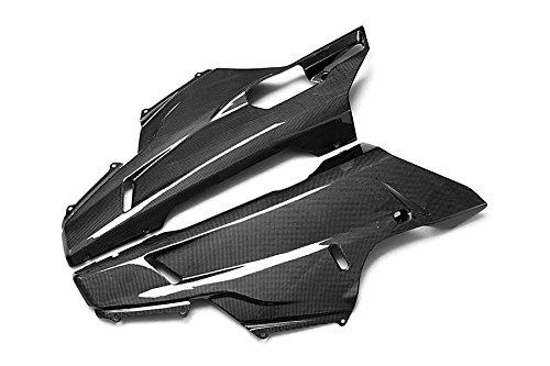 RC Carbon Fiber Lower Side Fairings Ducati 1198  1098  848