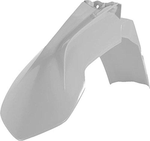 Acerbis 2314210002 front fender white ktm 2314210002