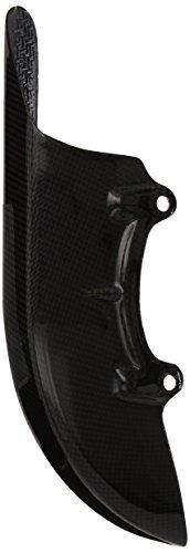 Bestem CBDU-S4R-CGDR Black Carbon Fiber Rear Chain Guard for Ducati Monster S4R