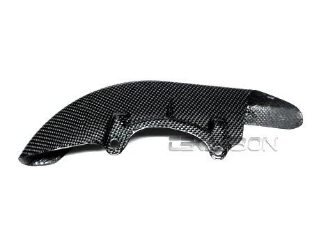 2004 - 2008 Ducati Monster S2R S4R Carbon Fiber Rear Chain Guard Cover