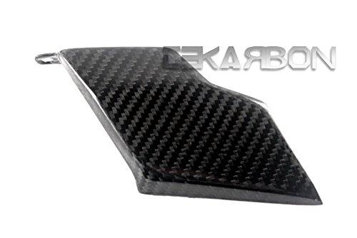 2012 - 2015 KTM RC8 Carbon Fiber Lower Chain Guard